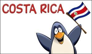 Costa Rica Penguins