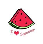 I LOVE SUMMER APPLI...