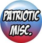 Patriotic Misc.