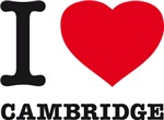 I LOVE CAMBRIDGE