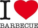 I LOVE BARBECUE