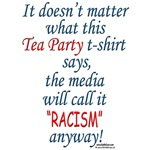 Tea Party Slogan