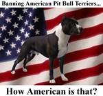 Banning APBTs