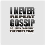 Never Gossip