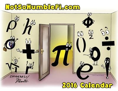 New 2016 Calendar
