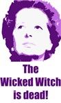 Wicked Witch is Dead (purple)