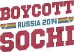 Boycott Sochi 2014 Shirts