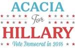 Acacia for Hillary