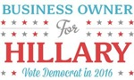 Business Owner for Hillary