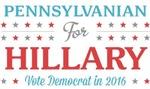 Pennsylvanian for Hillary