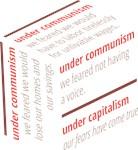 Under Communism and Under Capitalism