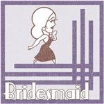 Bridesmaid (Art Deco)