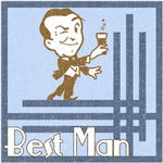Best Man (Art Deco)