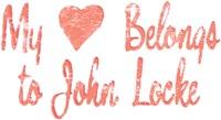 My Heart Belongs to John Locke