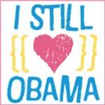 I Still Love Obama Shirts
