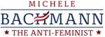 Michele Bachmann Anti Feminist Shirts
