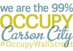 Occupy Carson City T-Shirts