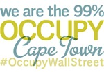 Occupy Cape Town T-Shirts