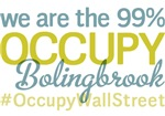 Occupy Bolingbrook T-Shirts