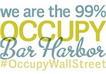 Occupy Bar Harbor T-Shirts