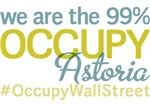 Occupy Astoria T-Shirts