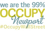Occupy Newport T-Shirts
