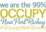 Occupy New Port Richey T-Shirts