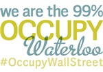 Occupy Waterloo T-Shirts