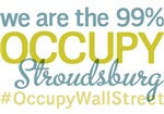 Occupy Stroudsburg T-Shirts