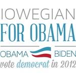 Iowegian For Obama
