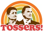 Romney and Ryan are tossers!