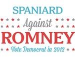Spaniard Against Romney