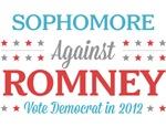 Sophomore Against Romney