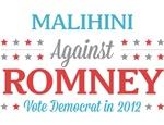 Malihini Against Romney