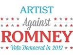 Artist Against Romney