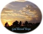 God Blessed Texas