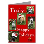 DAWG Holiday Cards