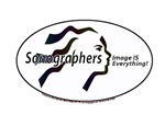 Sonographers Image is Everything White