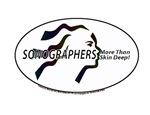 Sonographer More than skin deep