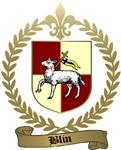 BLIN Family Crest