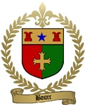BOURC Family Crest
