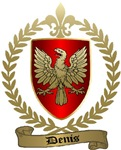 DENIS Family Crest