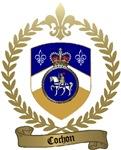 COCHON Family Crest Crest