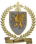 RAYMOND Family Crest