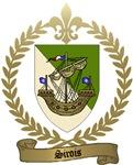SIROIS Family Crest Crest