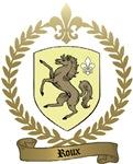 ROUX Family Crest