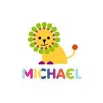 Michael Loves Lions