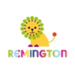 Remington Loves Lions