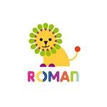 Roman Loves Lions