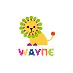 Wayne Loves Lions